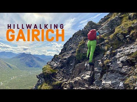 Amazing Views from Gairich, Northwest Highlands
