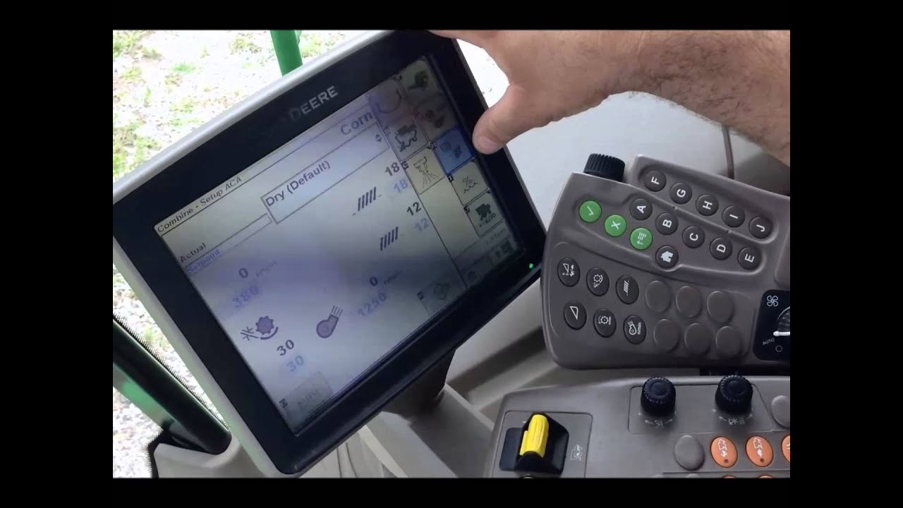 pro 600 yield monitor calibration