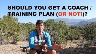 WHY YOU MAY NEED A COACH / TRAINING PLAN (OR NOT!) | SAGE CANADAY RUNNING TIPS
