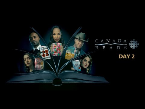 Canada Reads 2020: Day 2