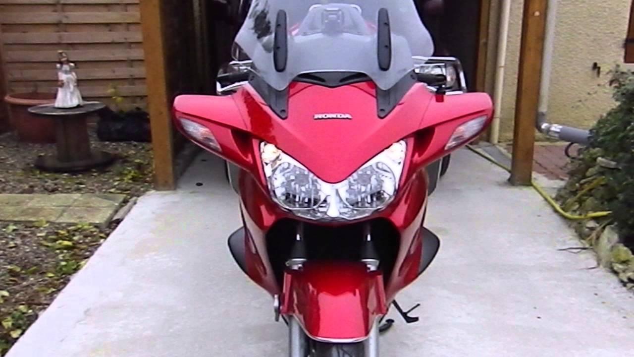 Honda Pacific Coast >> Bip Bip Clignotant Honda Pan European St 1300 de Titipan 60 - YouTube