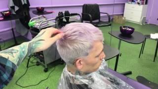 Как сделать чистый блонд ?