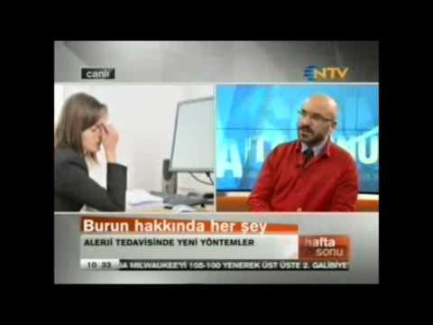 Alerjik Tedavisi ve Rhinolight Op.Dr.Süreyya Şeneldir