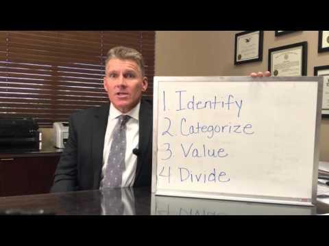 Basic Steps to Divide Assets, Division of Assets and Debts, How to Divide Assets in a Divorce