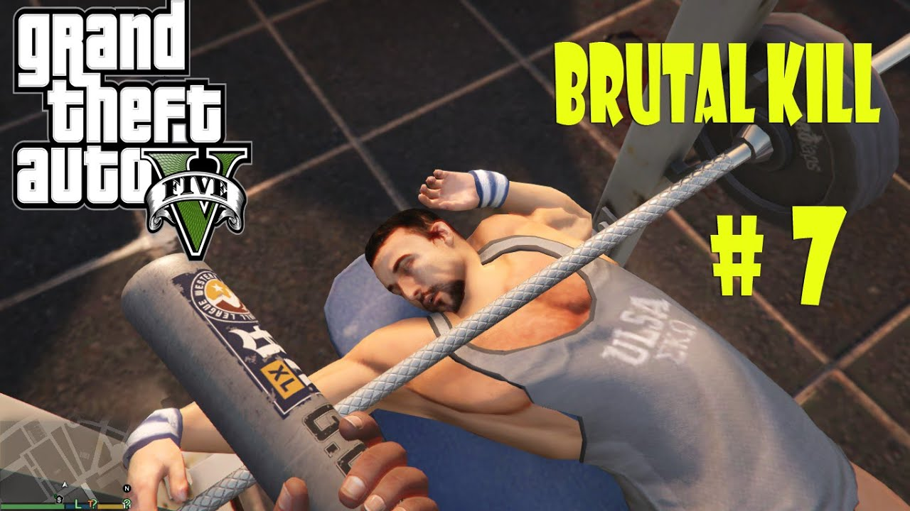 741dd2fe2f GTA V PC Crazy Funny Moment Brutal kill Compilation ep.7 (Stun gun ...