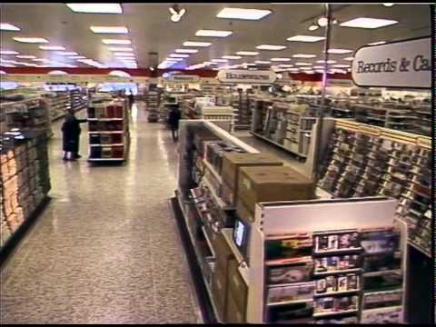 The Future Of Shopping TESCO SUPERSTORE