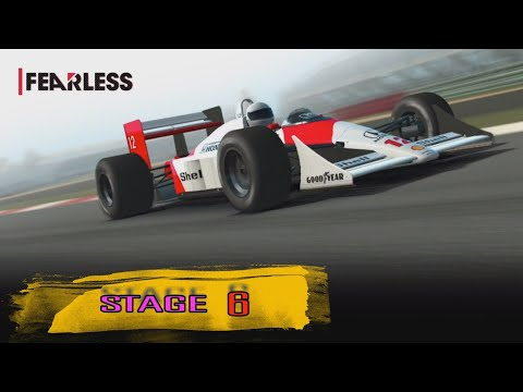 Real Racing 3 RR3 - Fearless - Stage 6 ( Goal 1 = 1131111. Goal 2 & 3 = 1331111. Goal 4 = 3331111 )