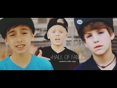 Hall Of Fame | MattyBRaps, Johnny Orlando & Carson Lueders [Official Fan Video]