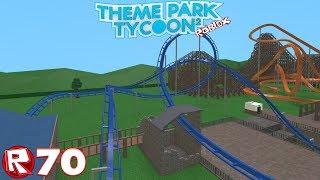 Roblox - Episode 70 | Theme Park Tycoon 2 - Désastre / FR