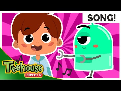 I Want A Robot | Robot Songs For Kids! | Treehouse Toon Bops