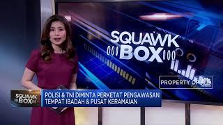 Jokowi Kutuk Aksi Pengeboman Di Makassar