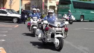 平成25年 埼玉県警 川越警察署 春の全国交通安全運動出発式
