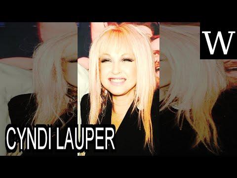 CYNDI LAUPER - WikiVidi Documentary