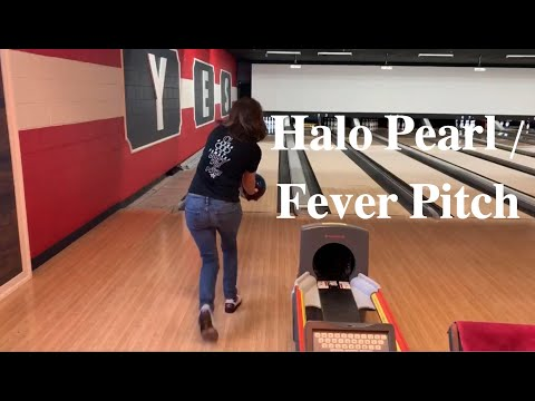 Halo Pearl and Fever Pitch Talk