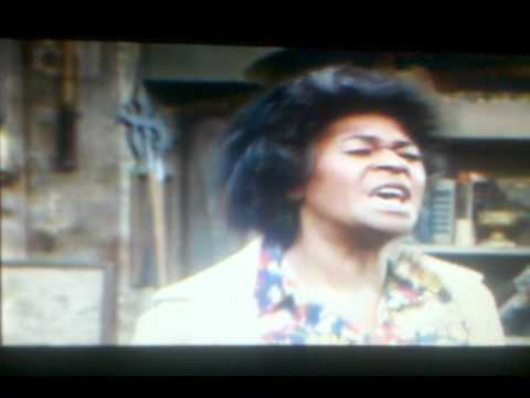 Sanford and Son..Esther's holy moment.