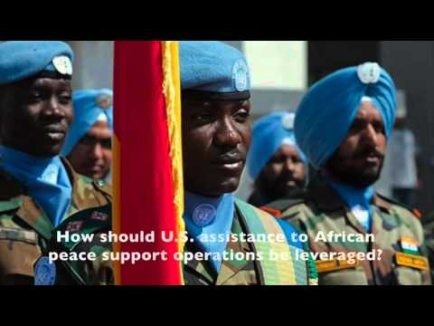 Peace Operations in Africa: A Conversation with Paul Williams