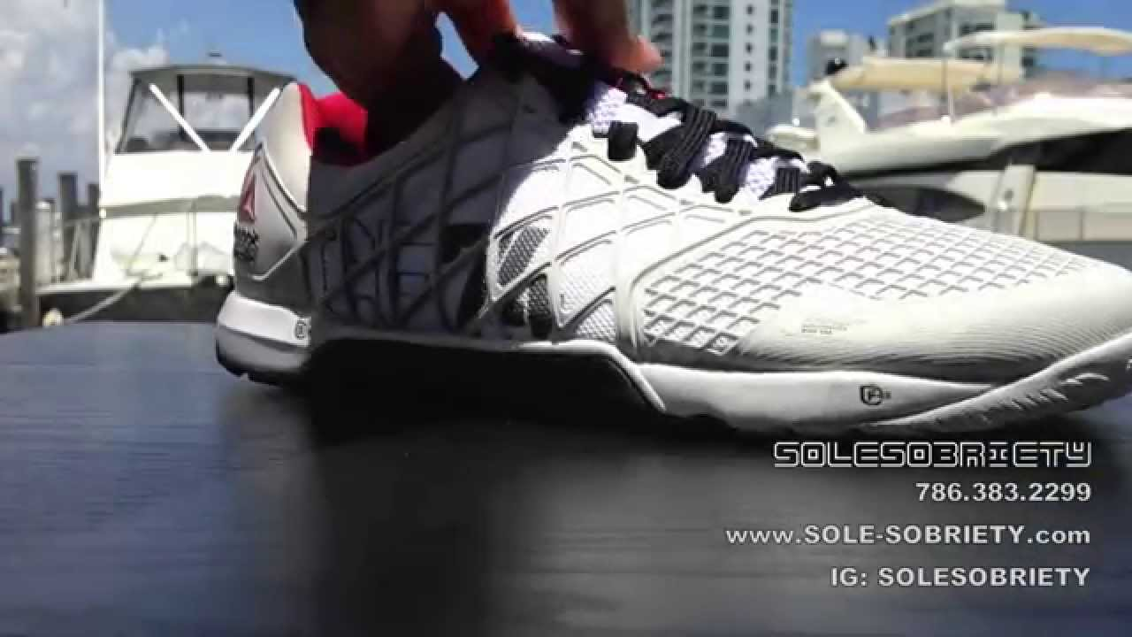 c01ad7a1b06 SOLE SOBRIETY! Reebok Nano 4.0 White Porcelain! - YouTube