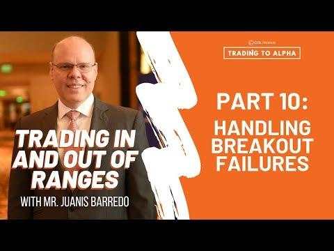 Trading Ranges Part 10: Handling Breakout Failures