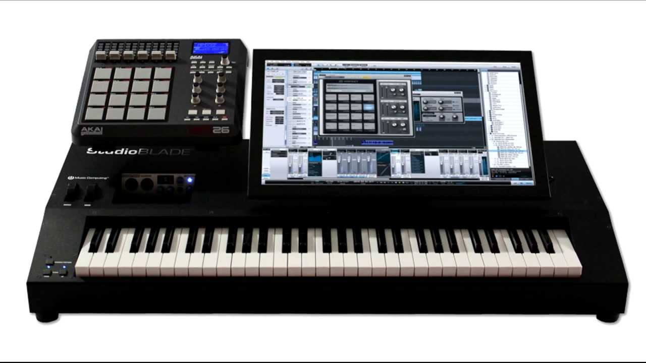 Best Keyboard Workstation Gearslutz : best keyboard production workstation music computing studioblade gen3 youtube ~ Russianpoet.info Haus und Dekorationen