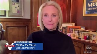 Cindy McCain Reacts to Impeachment and Arizona GOP's Move to Censure Her | The View