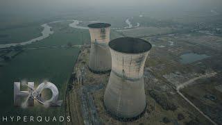 Turbine Towers | FPV Hypercine