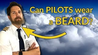 Can a PILOT wear a BEARD??? Explained by CAPTAIN JOE and PHILIPS