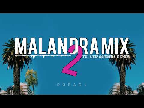 🌴MALANDRA MIX 2 ft. Luis Cordob4 Remix | DURA DJ