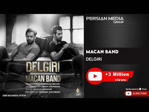MACAN Band - Delgiri (ماکان بند - دلگیری)