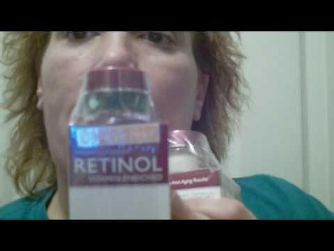 Retinol Anti-Wrinkle Facial Serum,Eye Gel,Night Cream