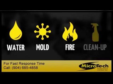 Water Damage Repair Doctors Inlet FL 904 685 4858