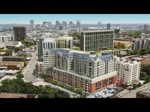 New Mixed-Use Development Breaks Ground In Midtown Nashville