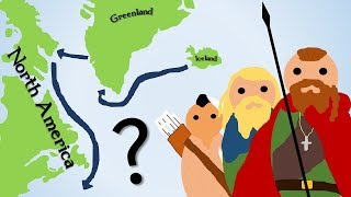 How did the Vikings Discover North America?