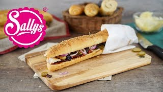 Chicken Teriyaki Sandwich / Subway / nachgemacht: Original trifft Sally