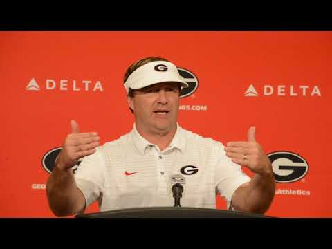 UGA 31 APP ST 7 :  HC Kirby Smart's post-game press conference