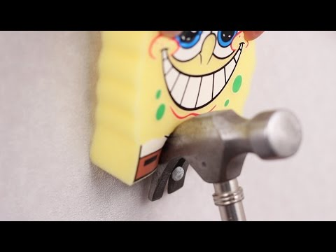 10 SIMPLE LIFE HACKS WITH SPONGEBOB from Mr. Hacker