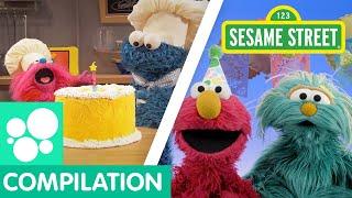 Sesame Street: Happy Birthday Songs Compilation for Kids!