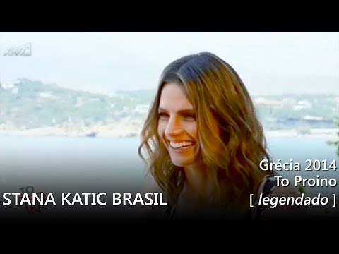To Proino: Stana Katic - 2014 (legendado)