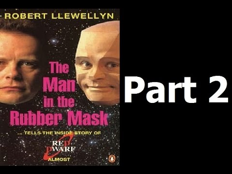 Man in the Rubber Mask - Chapters 3,4 & 5