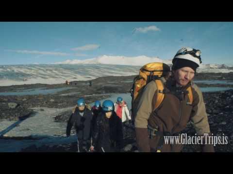 Glacier Trips Iceland