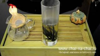 Как заваривать китайский чай Кудин Горькая трава