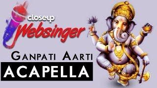 Download Hindi Video Songs - Ganpati Aarti Medley Acapella  | #CloseupWebsinger Finalists