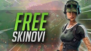 FREE TWITCH SKINOVI! FORTNITE 680+ POBEDA SOLO/DUO W/Markonix - Fortnite BALKAN PC Live