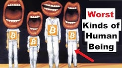 Why I Hate These People - The Bitcoin Time Wasters