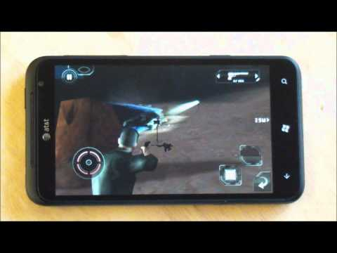Splinter Cell: Conviction for Windows Phone