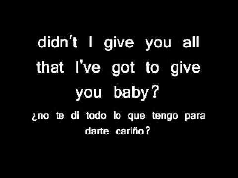No ordinary love - Sade. Traducida al español