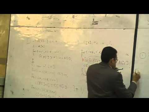 Dr. Sameh - Lec 5 LINEAR SORTING &LINEAR SEARCHING ALGORITHM || DR SAMEH