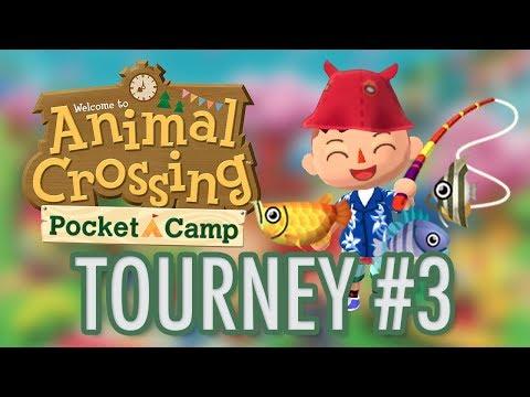 Animal Crossing FISHING TOURNEY +  RIVER BUG