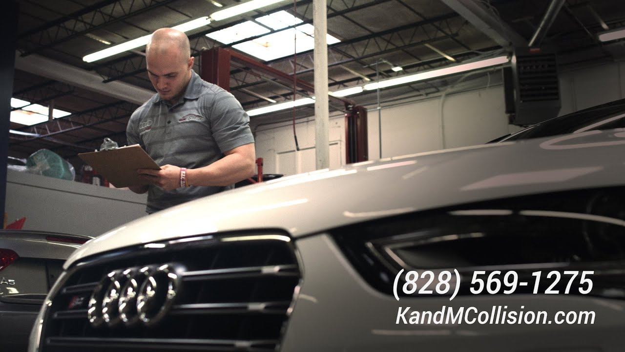 Certified Audi Body Shop Serving Charlotte Hickory North - Audi repair charlotte nc