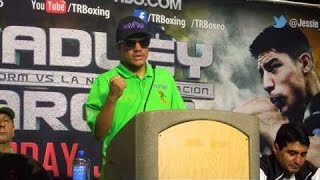 JESSIE VARGAS SAYS THE REF DECISION COST HIM HIS FIRST LOSS