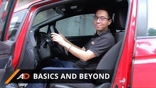 Driving Position - Basics and Beyond